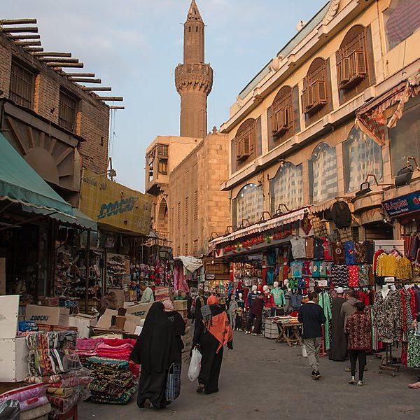 Khane el-Khalili Market